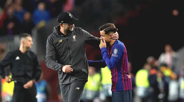 Coutinho returned beg Liverpool coach Klopp reunion, millions of fans divided