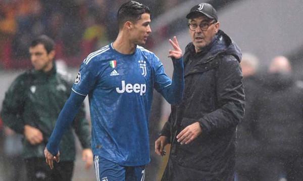 Juventus disillusioned eat 3: Coach Sarri criticized Ronaldo, ultra sharp counterattack sister