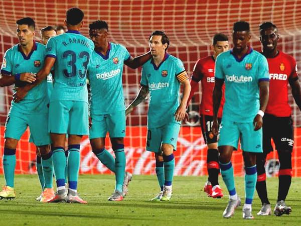Verdict Football Sevilla - Barcelona: