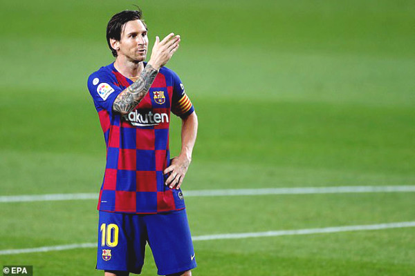 Hot: Messi is about to continue his relationship with Barca, shocking privileges and salaries