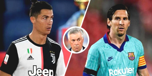 Hot 22/6 football news: old master of Ronaldo wants to lead Messi
