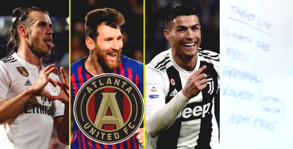 Hot morning football news 23/6: Club America shocking to buy Ronaldo, Messi, Bale