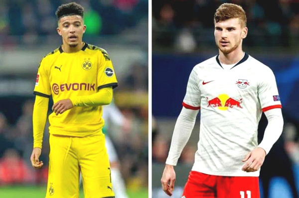 Hot 24/6 football news: Missed Werner deal, Liverpool devoted to Sancho