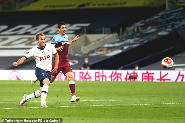 Mourinho saw strange loss to rivals Tottenham thrashed West Ham