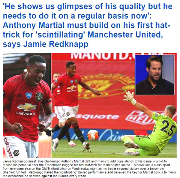 MU victory: British newspapers hailed 5 stars, winning the C1 Cup ticket is not a dream