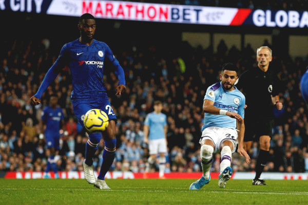 Verdict football Chelsea - Man City: Pep decided prevent champions Liverpool soon