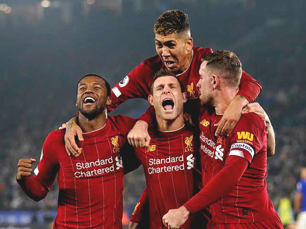 OFFICIAL: Liverpool is the champion of Premier League 2019/20, reaching the record of MU