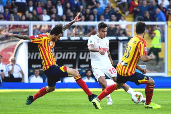 Verdict football Juventus - Lecce: Ronaldo sublimation, bullying the same way