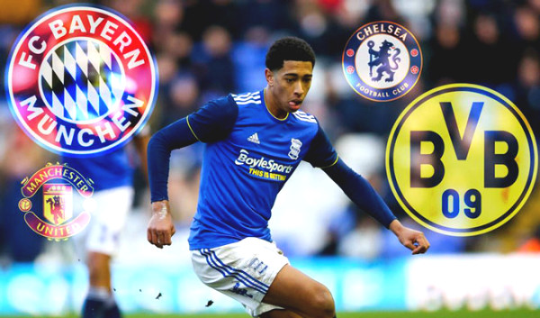 Young Bellingham star worth £20 millions: Dortmund distracted, MU joins the deal?
