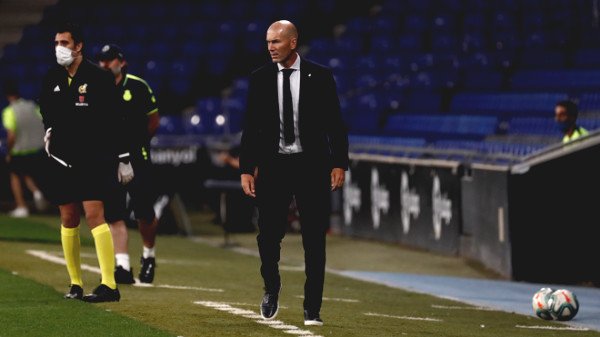Real overtakes Barca: Zidane has not dared to think about La Liga championship