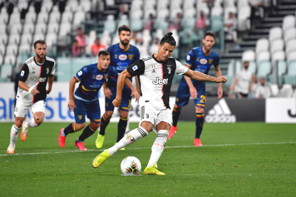 Verdict football Genoa - Juventus: Landlord difficult clearance, Ronaldo sublimation?