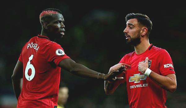 Verdict Soccer Brighton - MU: Wait duet Pogba - Fernandes shine