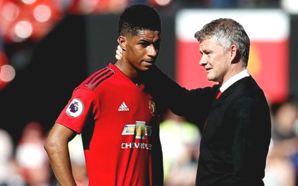 "Rashford ""no goals"" for 3 matches: Ighalo is about to take place, what does coach Solskjaer say?"