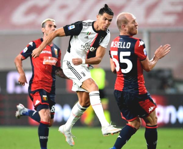 Ronaldo solo,