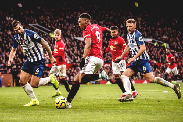 Direct Soccer Brighton - MU: Win jubilantly (End of period)