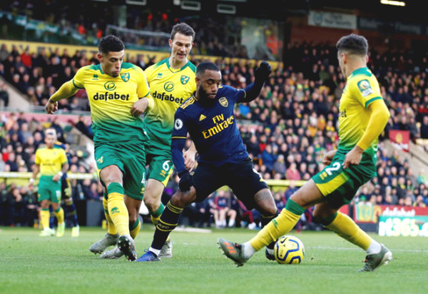 """Arsenal - Norwich match verdict: """"Gunners"""" continues momentum sublimation"""