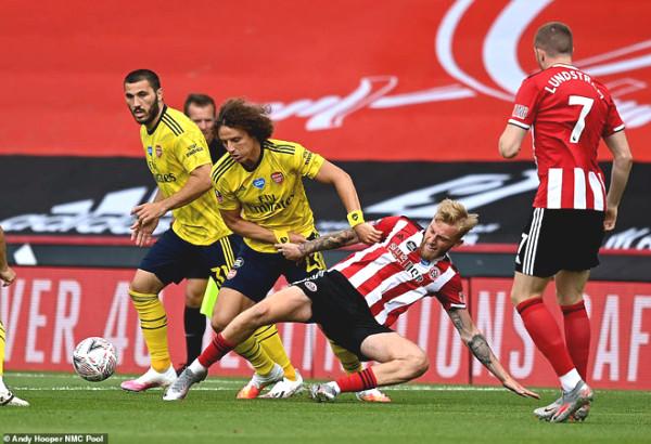 Verdict football Arsenal - Norwich: