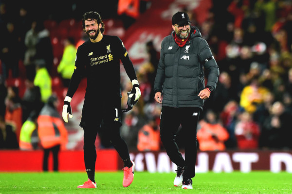 Klopp claims shock: Liverpool without shopping still will defend throne