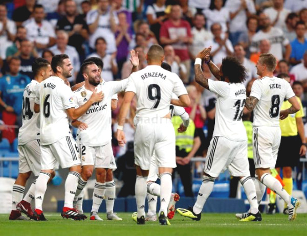 Real Madrid football commentary - Getafe: Golden ppportunities , sowing grief for Barca