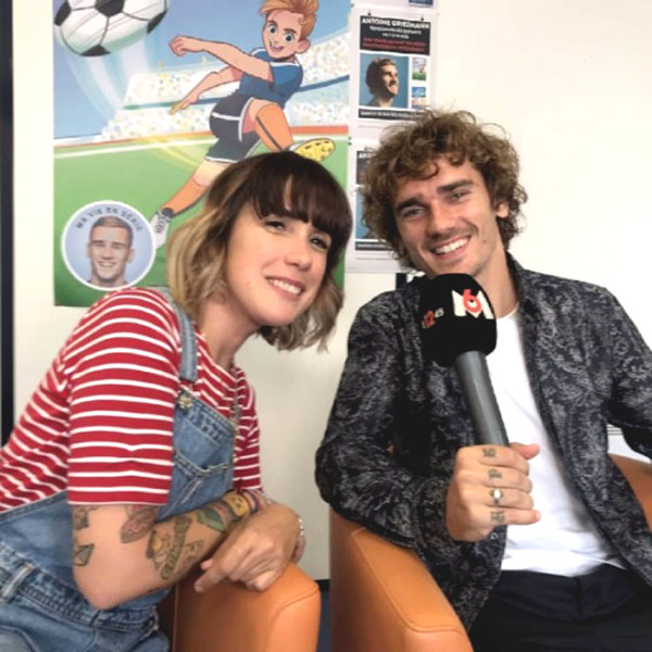 Turn in Barca: Family Griezmann folding fly to Spain for?