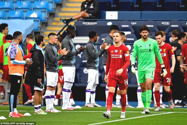Liverpool lost to Man City: British newspapers criticized Premier League new king