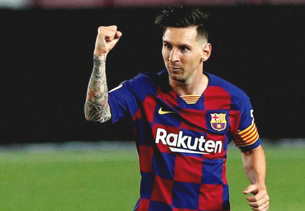 "Messi was tricked to leave Nou Camp, Barca ""sweatingly"" looks for new coach urgently"