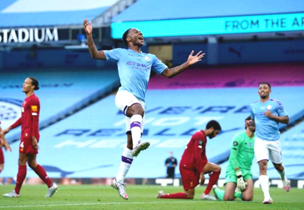 Liverpool lost miserably to Man City: Shock was reproduced