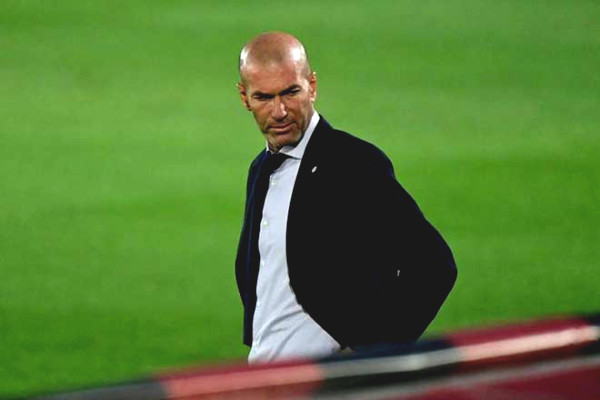 Real bright door La Liga: Barca Zidane reached 26 years of age thanks to recipes