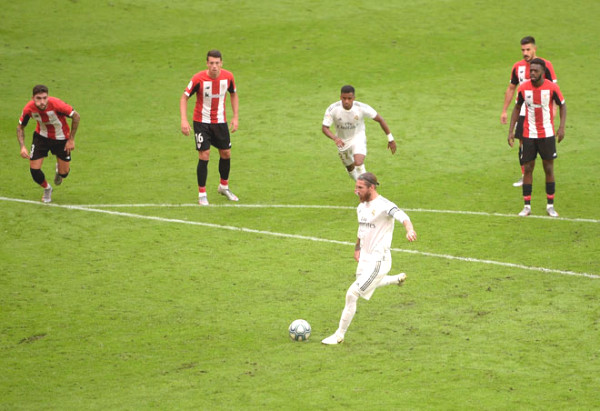 Ramos again set a record 11m, what does Zidane say about the accusations that Real is biased?