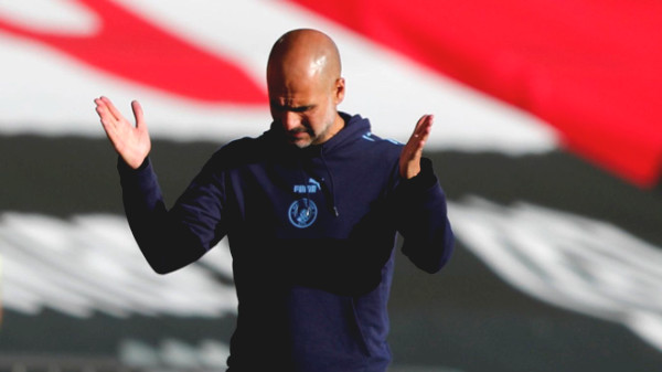 Strange Man City: Lose more than Manchester United, Pep Guardiola is