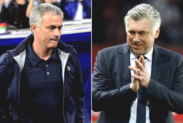 Verdict football Tottenham - Everton: match wits Mourinho Ancelotti, a dream C1