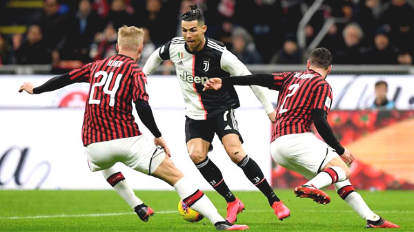 AC Milan - Juventus: War between Ronaldo and Ibrahimovic, decide the throne