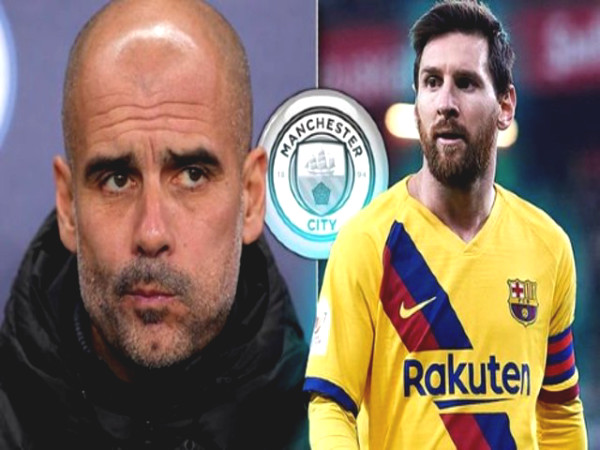 Barca is like a hash: Guardiola hinted the possibility that Messi may come to Man City