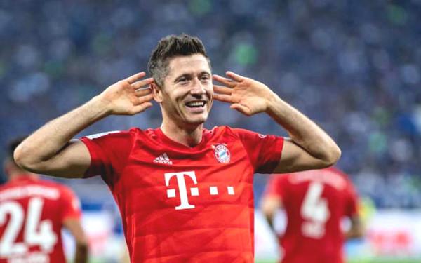 Football 8/7 news: Lewandowski can win the Golden Ball 2020
