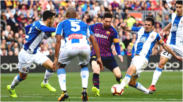 Barcelona - Espanyol: Messi waits for derby, decided to pursue Real