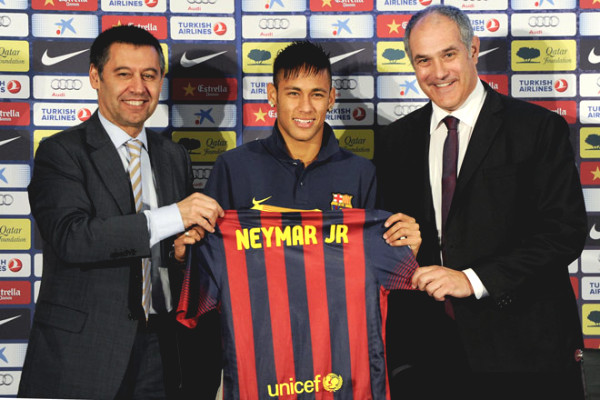 "Barca is ""in a mess"" but still welcomes good news about Neymar: Man City must be jealous"