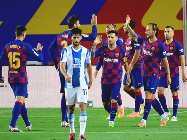 Extremely hot race at La Liga: Barca struggled to chase Real, when will it end?