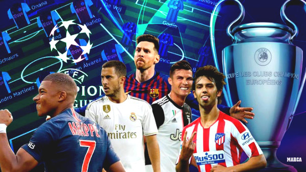 C1 Cup quarter-final draw: Real, Barca or champion team was the most bright door?