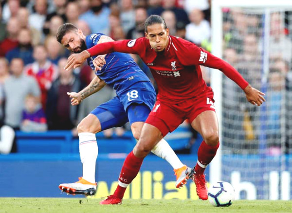 Superstar Van Dijk: Amazing statistic, race for golden ball with Messi - Ronaldo