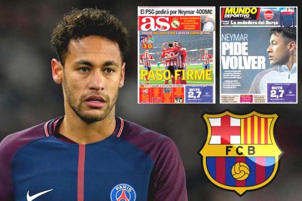 "Summer ""blockbuster"": PSG presses prices, Barca shocks  ""England Neymar"" with 100 million euros"