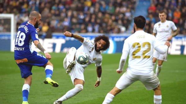 Real Madrid - Alaves football commentary: 3 points are required, closer to the crown