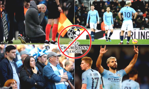 Today Man City appealw the results: MU does dramatic battlefield for C1 ticket?