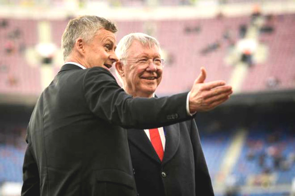 MU easily in the top 3: Sir Alex is happy with Solskjaer, like two young stars yet?