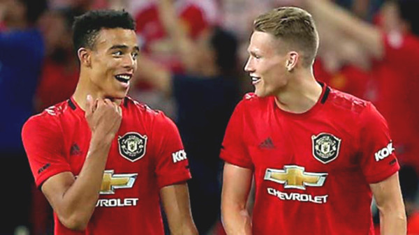 MU easily in the top 3: Sir Alex happy with Solskjaer, like two young SAO yet?
