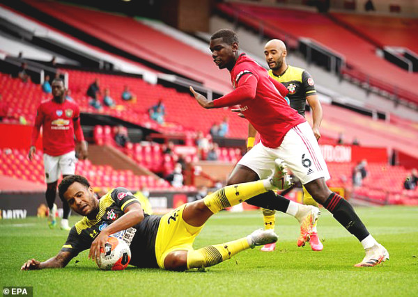 Pogba lost ball which made MU defeat, the legend criticized angrily