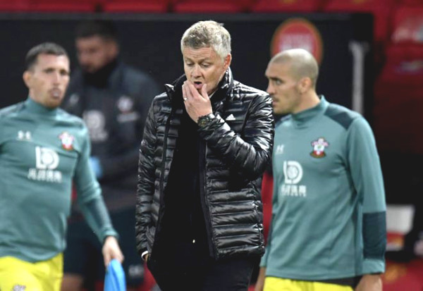 MU is not in the top 3: Take 2 news, coach Solskjaer said unexpectedly