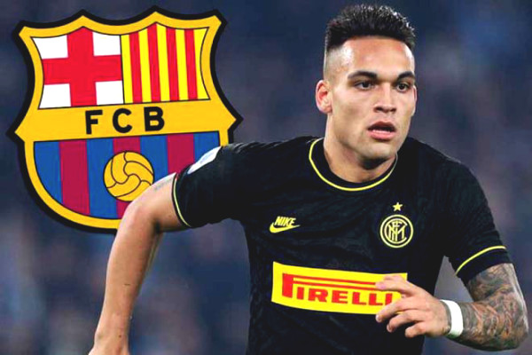 Hot breakfast 15/7 football news: Barca began to accelerate service Lautaro Martinez