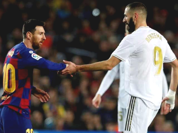 La Liga top scorer: Benzema threatens Messi, need Ramos for help