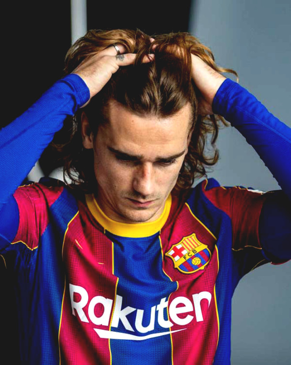 Barca debut jersey being criticized for