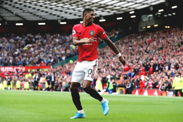 MU welcomes shock news: PSG spends 100 million pounds to buy Rashford, pairing Neymar - Mbappe
